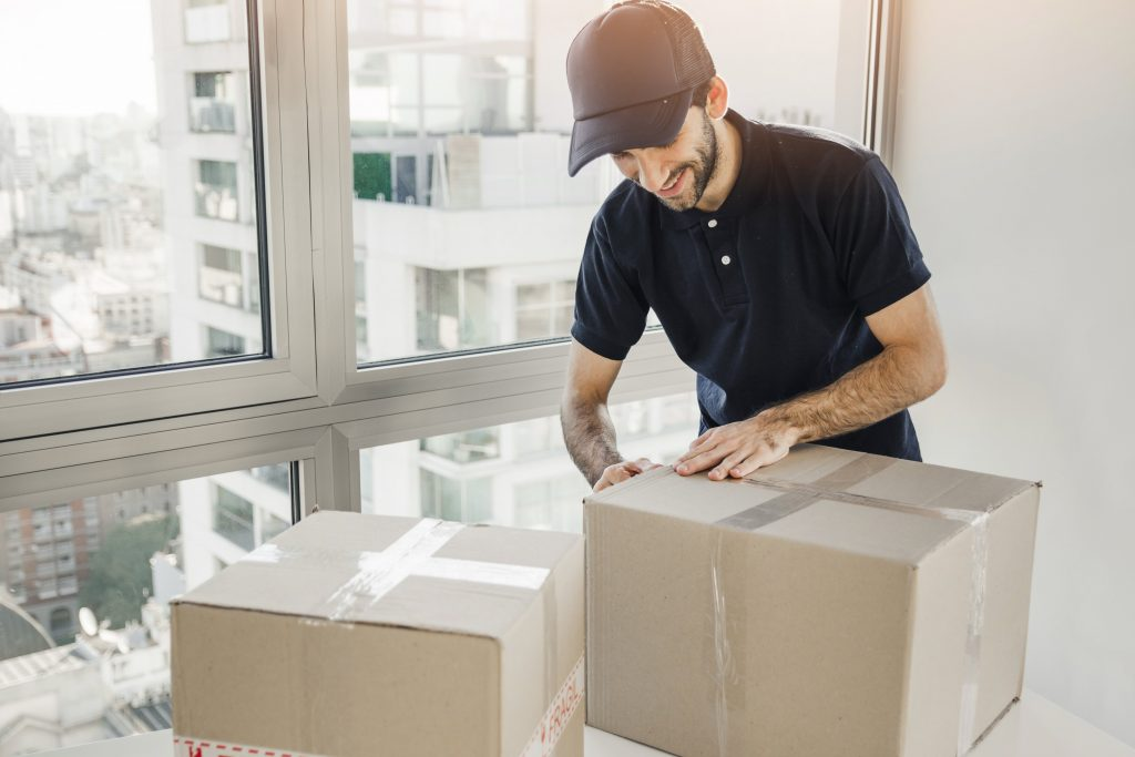 Packing Services in Houston - DID