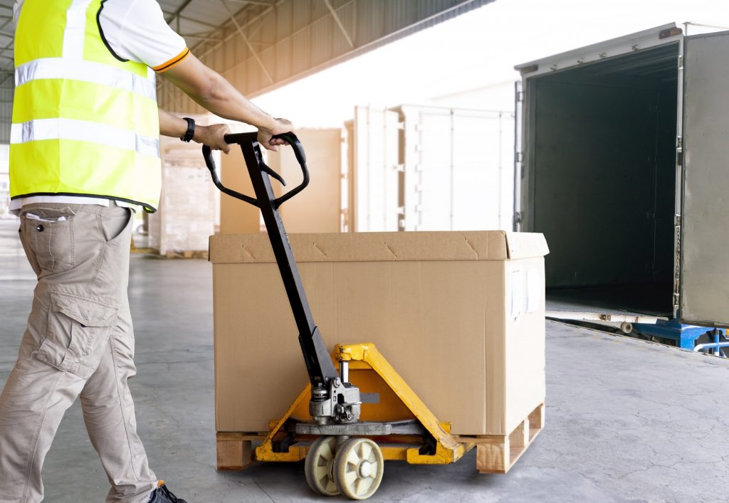 Loading & Unloading Moving Services - DID